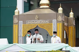 Edy Rahmayadi Tutut Musabaqah Tilawatil Quran (MTQ) Ke-37 Tingkat Provinsi Sumut