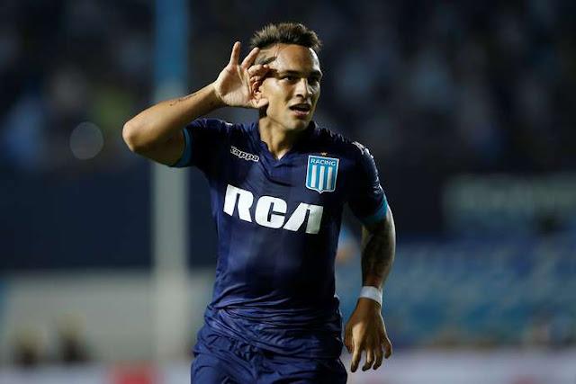 Lautaro Martinez: Argentina's next great number nine