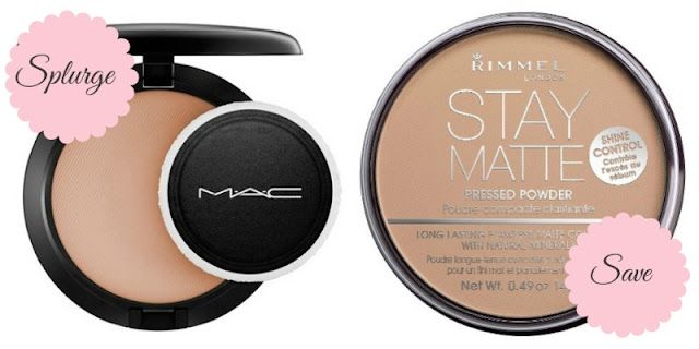 Mac Pressed Powder dupe