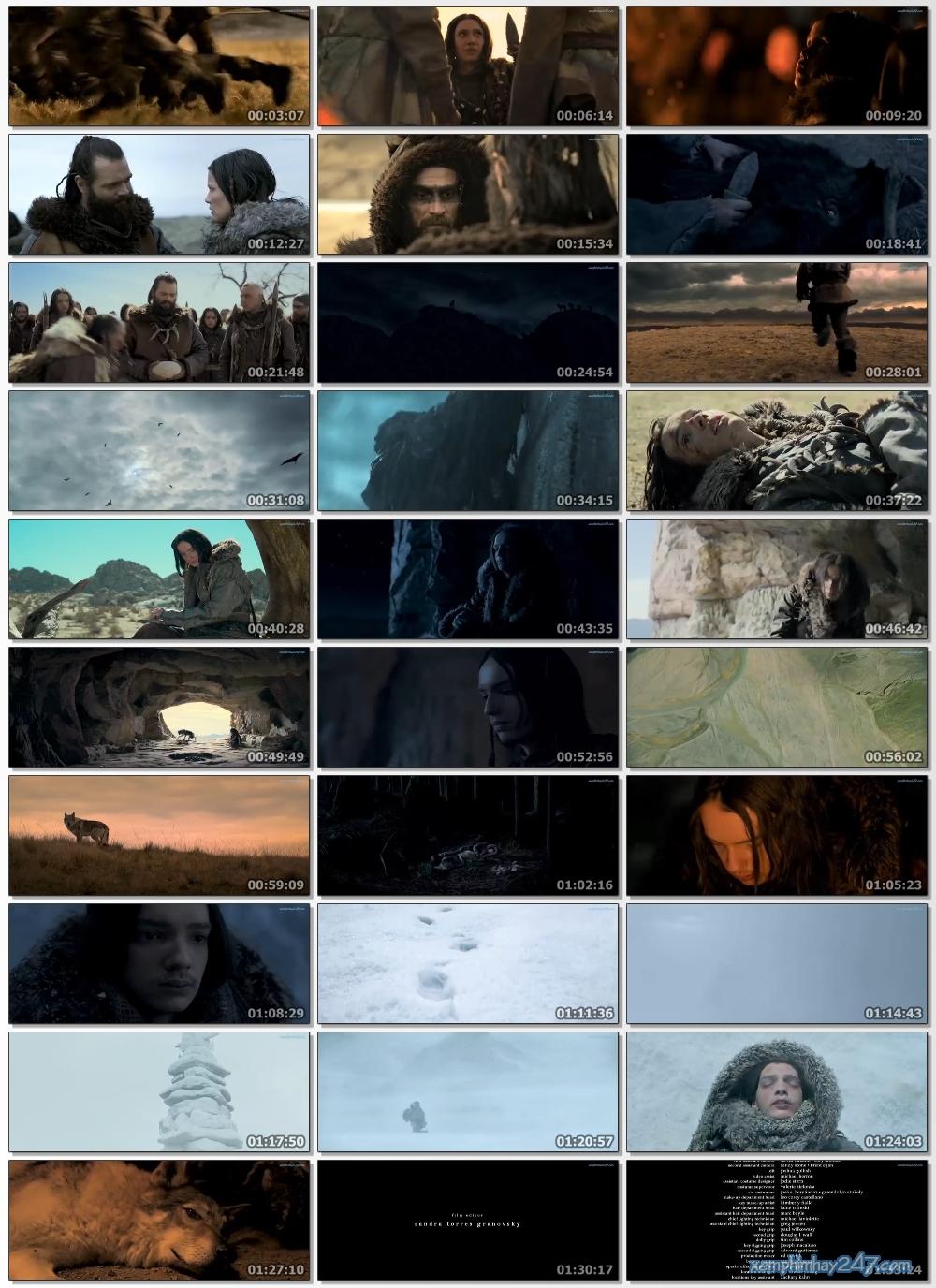 http://xemphimhay247.com - Xem phim hay 247 - Người Thủ Lĩnh (2018) - Alpha (2018)