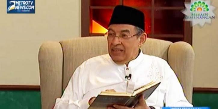 Pesantren Sidogiri Bongkar Pemikiran Menyimpang Ulama Metro TV Quraish Shihab