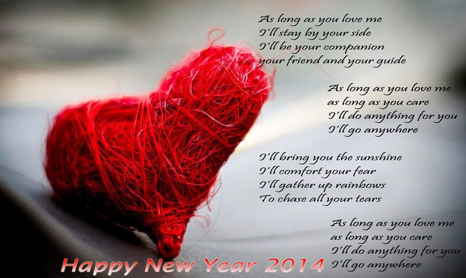 girlfriend happy new year
