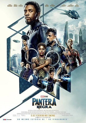 Filme Pantera Negra - Legendado 2018 Torrent