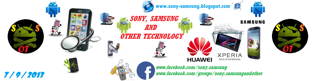 Sony, Samsung & Other Technology