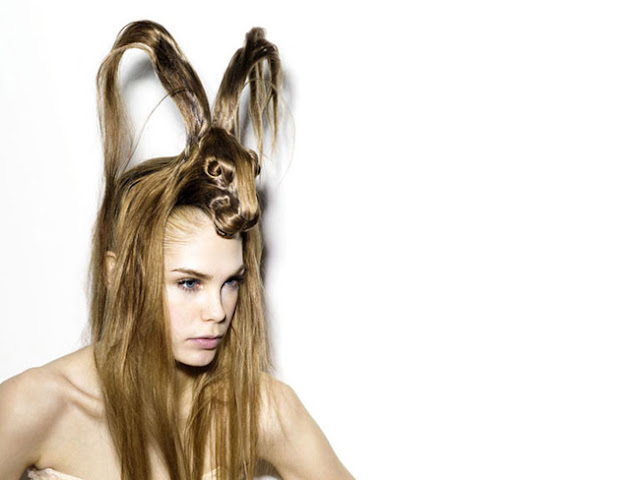 Long Short Hairstyles: Animal Styles Hair Styles For