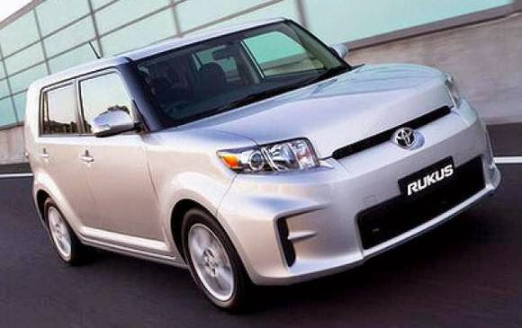 2016 Toyota Rukus Review and Release