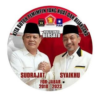PKS Ungkap Strategi Untuk Menangkan Sudrajat-Syaikhu di Pilgub Jabar 2018