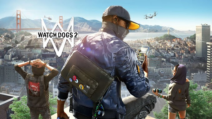 Game Watch Dogs 2 PC Full Version