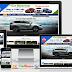 VCar Showroom - Template trưng bày và bán ô tô cho Blogspot