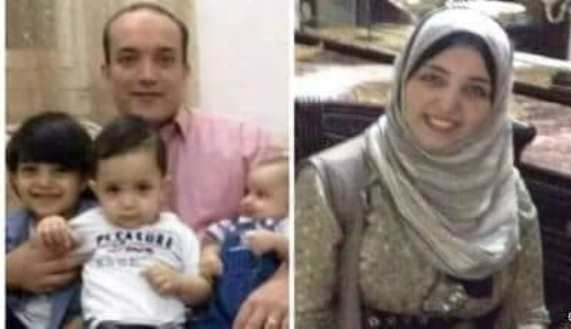 طبيب يقتل زوجته وأطفاله الثلاثة بوحشية عشية رأس السنة في مصر!!
