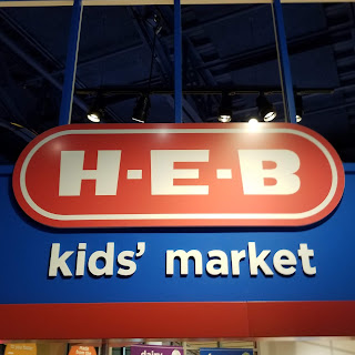 HEB Kid's Market at the Doseum