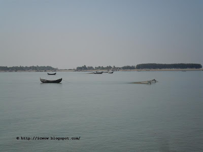 River Naf - Bangladesh