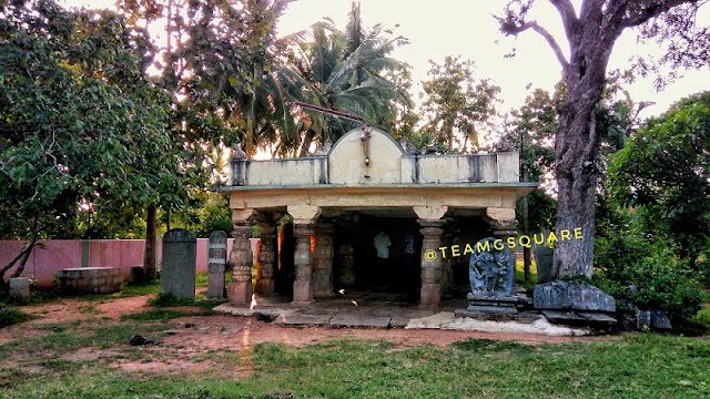 Chola temple, Davanagere