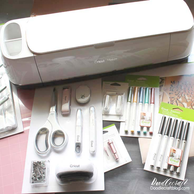 Make money from home by selling projects made using a cricut electronic cutting machine