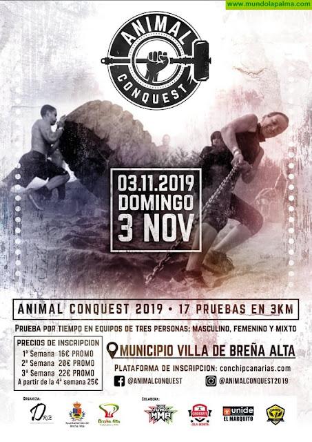Animal Conquest en Breña Alta