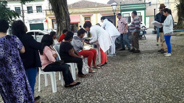 Encerramento do Programa Agita em Iguape