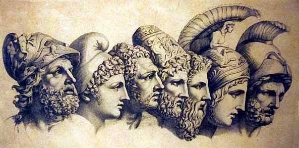 Resultado de imagen para reyes   de la monarquia romana