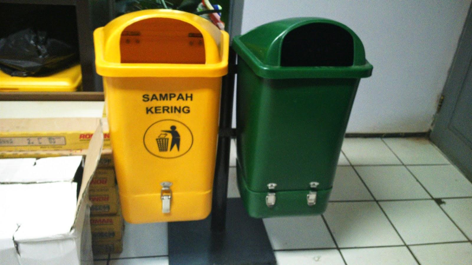 tong sampah HDPE