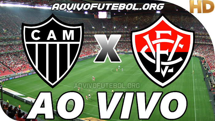 Atlético Mineiro x Vitória Ao Vivo Online