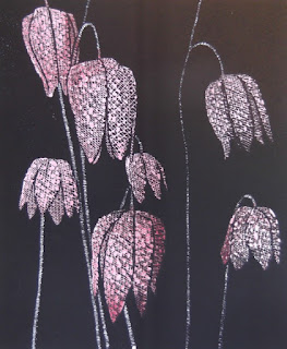 Fritillaries by Richard Shimell