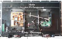 service tv di karawaci tangerang