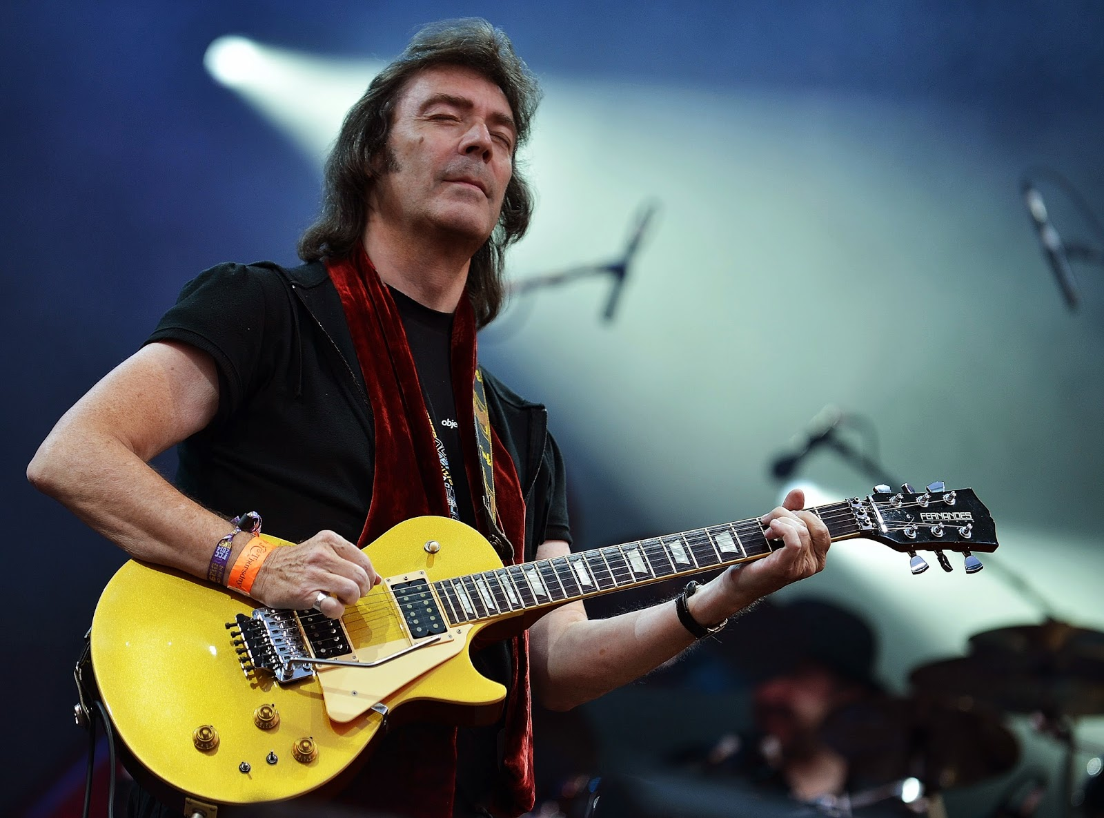 Island Zone Update: Steve Hackett: This Is What Genius Sounds Like