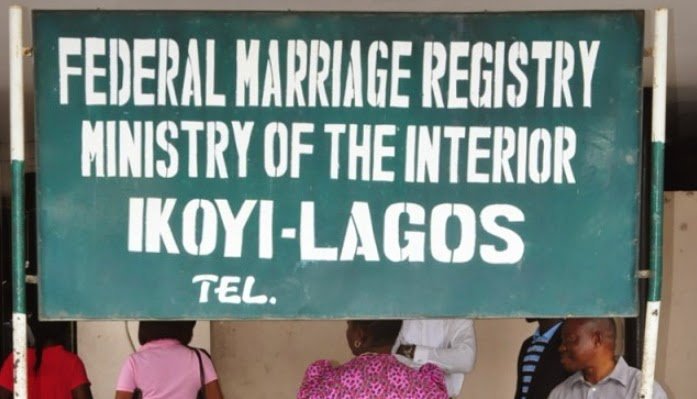 ikoye lagos marriage registry