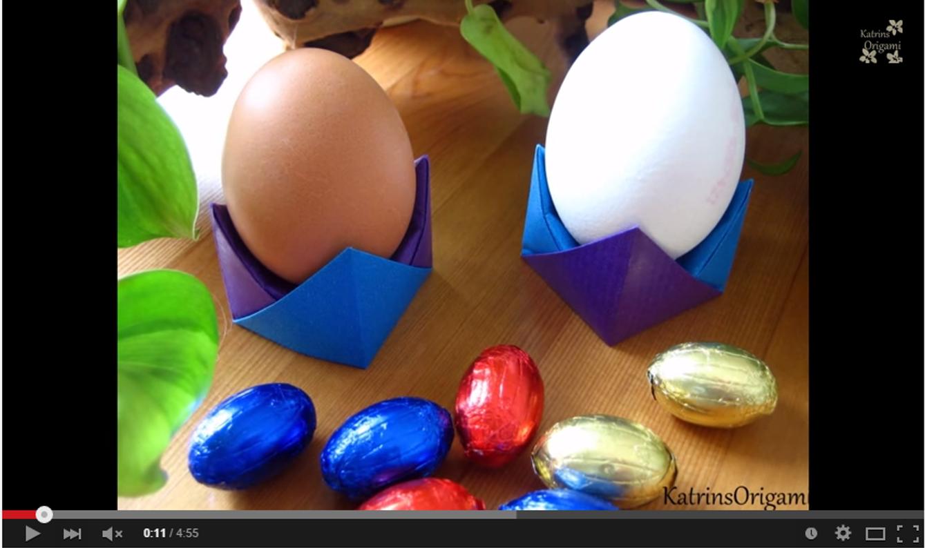 Tavola di pasqua decorazioni con origami facili - Tavola valdese progetti approvati 2015 ...