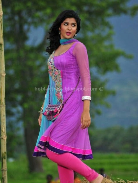 Deeksha Seth Cute in Churidar Latest