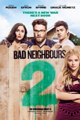 Download Neighbors 2 Sorority Rising (2016) BluRay 720p Subtitle Indonesia
