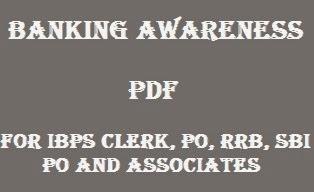 Awareness banking pdf computer