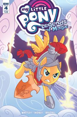 Legends of Magic #4