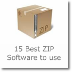 15 Best ZIP Software to use
