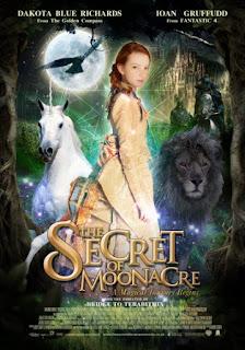 The Secret of Moonacre (2008) อภินิหารมนตรามหัศจรรย์