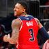 NBA: Beal anota 34 puntos y los Wizards vencen 109-99 a los Suns