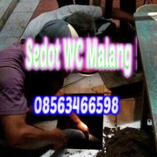 Sedot WC Karangbesuki Malang