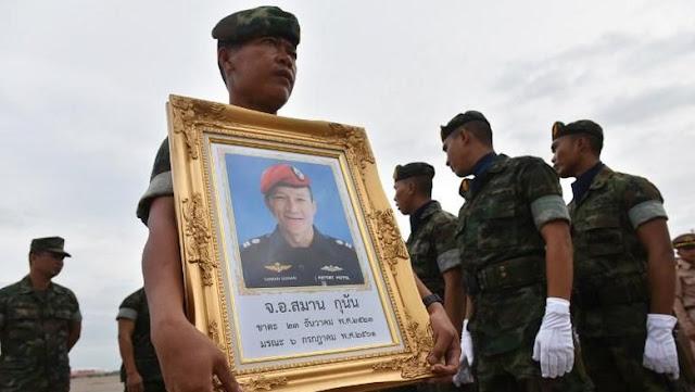 Kisah Heroik Penyelam Tukar Nyawa dengan 13 Korban di Gua Thailand