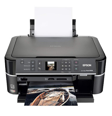 Personalise your CDs too DVDs past times printing guide onto suitable discs Epson Stylus Photo PX650 Driver Downloads