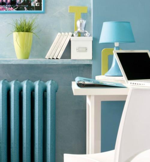 De lunes a domingo pintar radiadores y decorar tu casa for Decorar radiadores