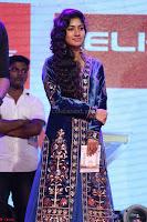 Beautiful Cute Sai Pallavi in dark Blue dress at Fidaa music launch  Exclusive Celebrities galleries 010.JPG