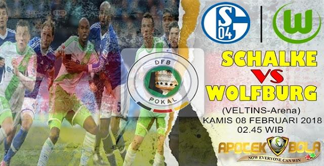 Prediksi Schalke 04 vs Wolfsburg 8 Februari 2018