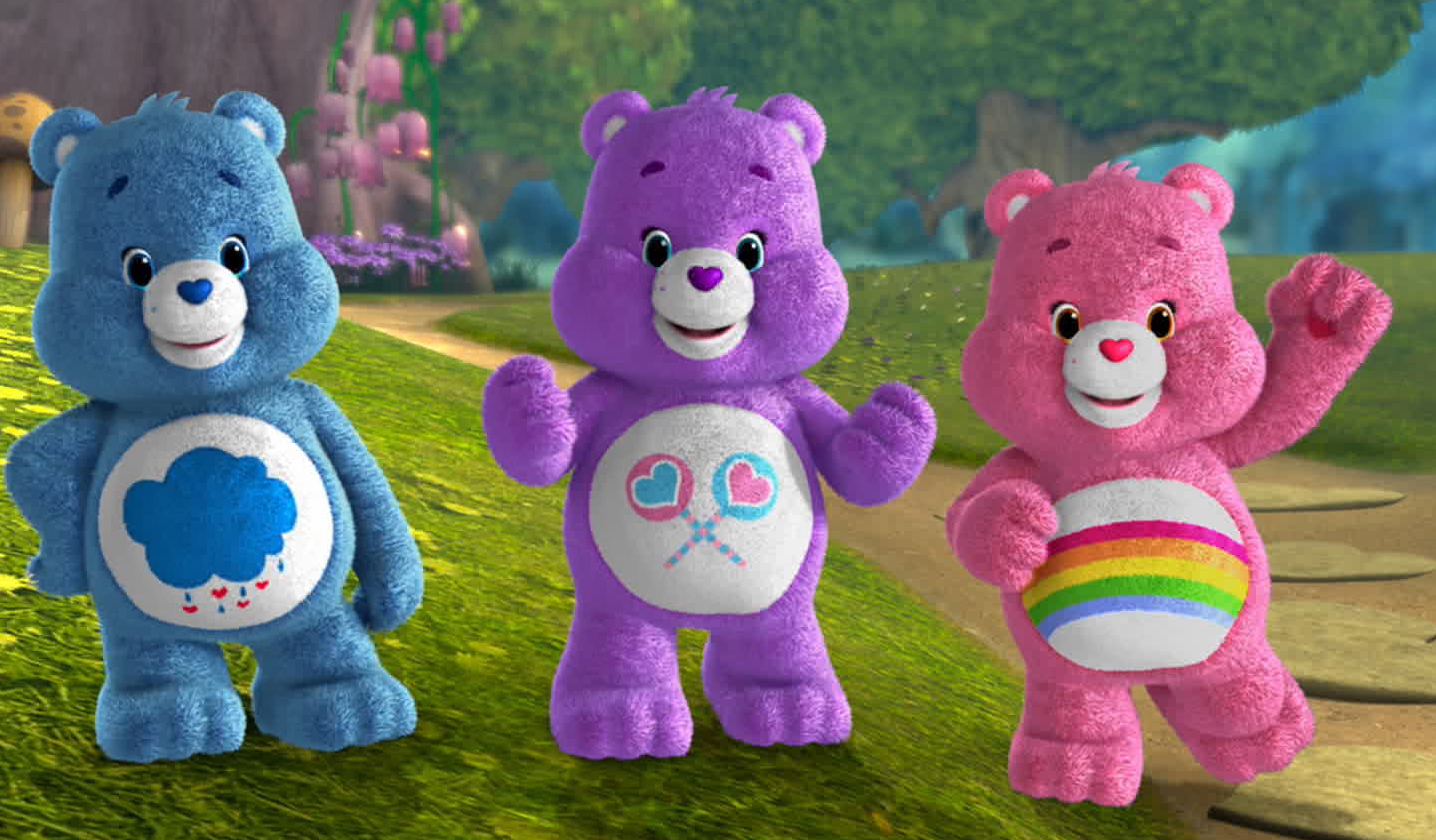The Care Bears Are Back