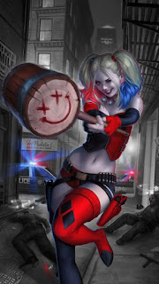 wallpapers for girls ,joker ,harley
