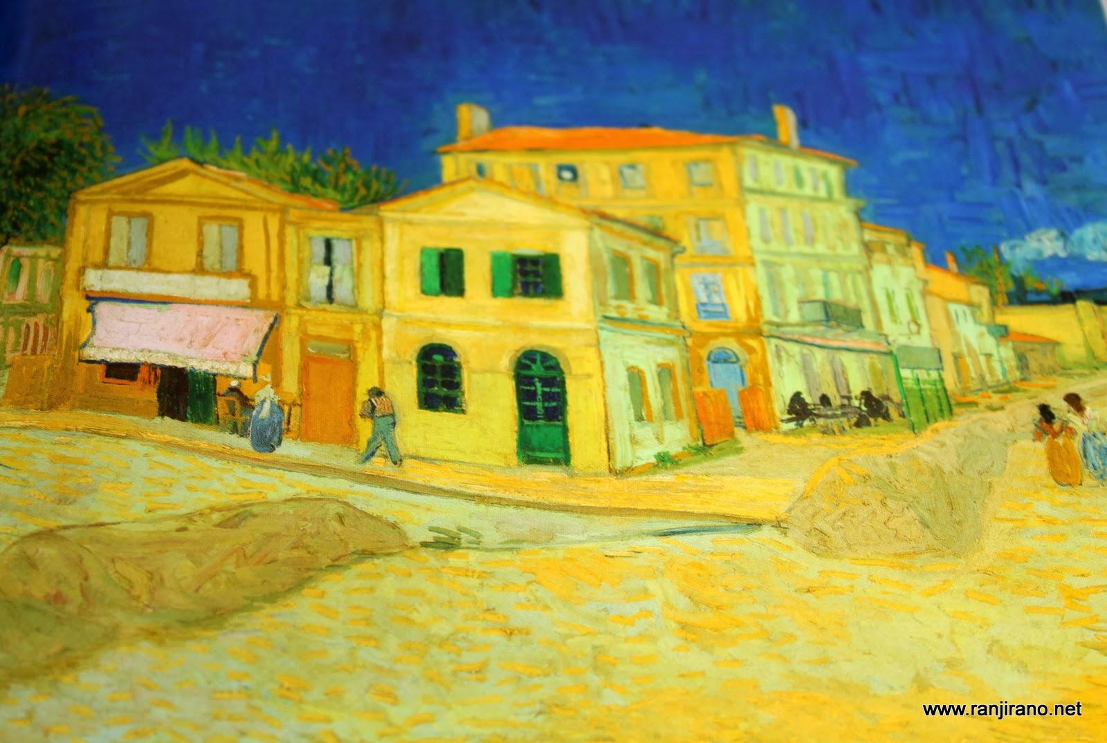 Des fleurs jaunes et la couleur jaune de Van Gogh | Paysages et ...