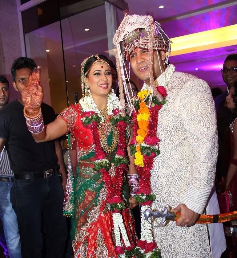 Neelam Kothari Wedding