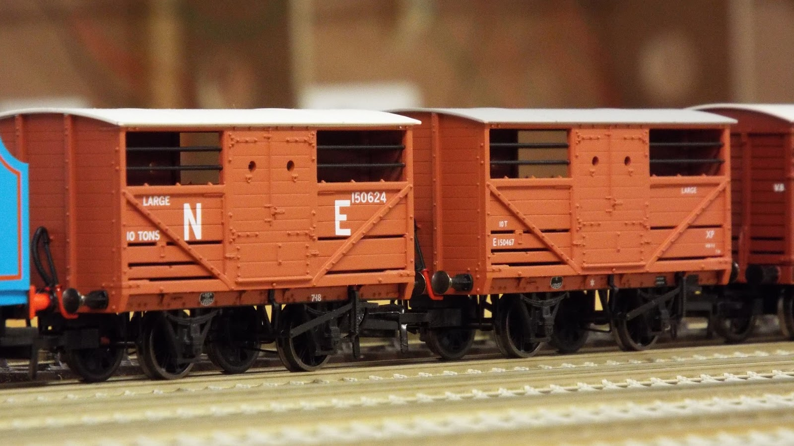 The British Railway Stories Ltd Oxford Rail Lner Cattle Wagon Review Bachmann Track Switch Wiring Schematic These Wagons Though Comparatively Rare Throughout Their Years In Comparison To Either Lms Or Southern And Later Br Variants Will Look A Good