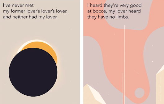 The Shape and Form of Connections in Roman Muradov's Resident Lover (mini kuš! #66)