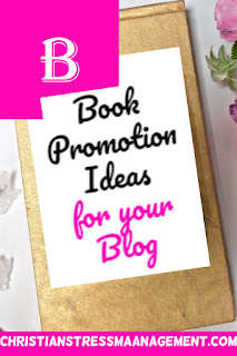 Book promotion ideas for your blog