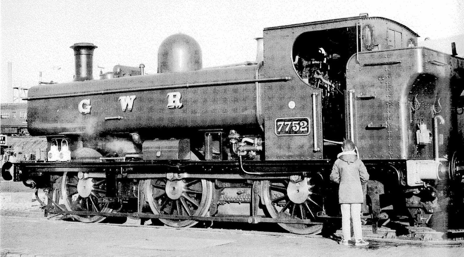 Jan Ford S World G W R 0 6 0pt Pannier Tank Locomotives