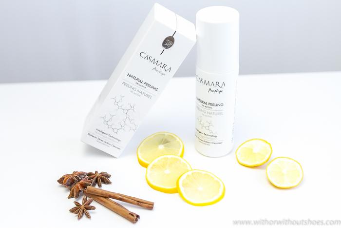 Opiniones sobre productos cuidado de la piel de belleza Casmara